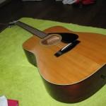 【古いギターの復活】お金をかけずに30年前のアコギをリペア!