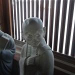 子授かりで有名!75番札所、善通寺に行ってきました。名物かたパンは歯が折れそうなお菓子でした