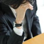 仕事で失敗・・・職場環境がストレスの原因なのか!?鬱(うつ)になりやすいタイプとは