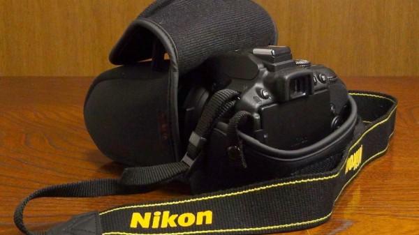 カメラジャケットとd5300