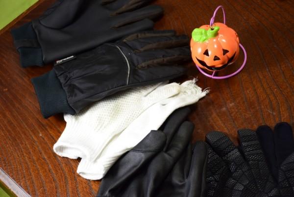 手袋買いすぎ