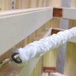 『バネ付きすのこベッド』がオススメ!フローリングの結露とカビ対策に!折りたたみ式シングルのサイズと通販価格。