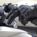 バイクグローブ 操作性