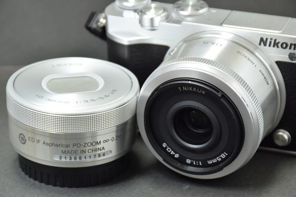 ニコン 単焦点レンズ18.5mm