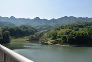 内海ダム水位4