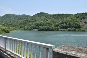 粟地ダム貯水量