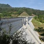 【ダムカード香川県】内海ダム!『四国一長い堤頂長』が特徴のきれいな小豆島のダム