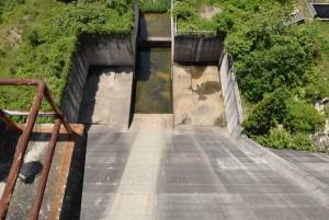粟地ダム下3