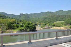 内海ダム水位2