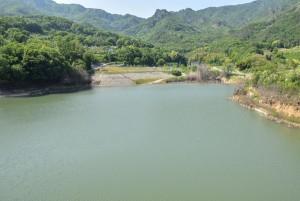 内海ダム水位3