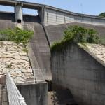 【ダムカード香川県】粟地ダム!個性的なデザインとのどかな景色が見どころ