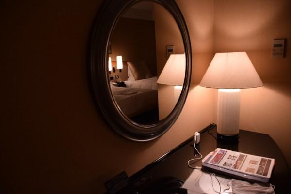 スイートルーム照明2