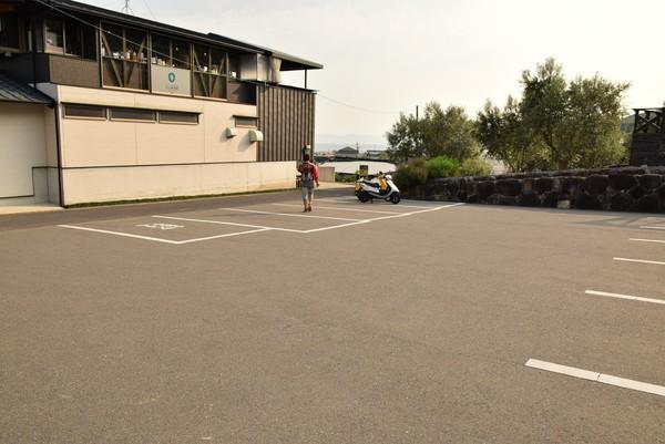 忠左衛門駐車場2