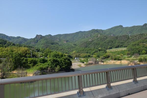内海ダム水位