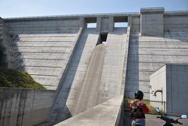 内海ダム自然調節方式
