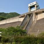 【ダムカード香川県】殿川ダム!河川の維持より飲み水確保!小豆島の小さなダム