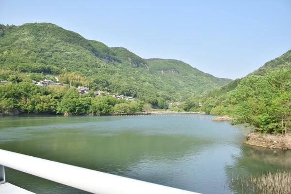 殿川ダム ダム湖
