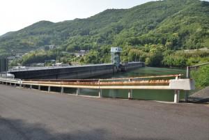 殿川ダム水位2
