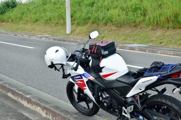 バイクの快適性