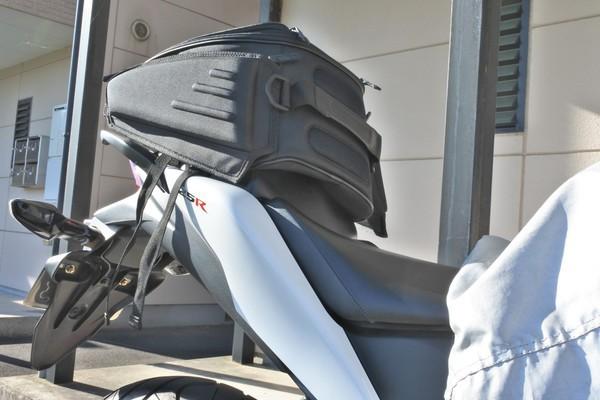 エアロシートバッグ2 CBR125R