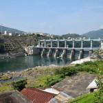 【ダムカード徳島県】池田ダム!早明浦級に豪華なダムで9連ローラーゲートが大迫力!