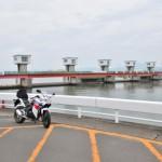 【ダムカード徳島県】旧吉野川河口堰!ダムが2つ存在!?行き方とダムカードのもらい方、場所が分からん…