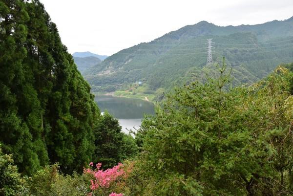美愁湖 正木ダム