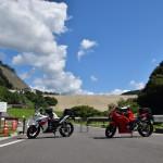 【ダムカード鳥取県】殿ダム!広い、綺麗、大きいと三拍子そろった鳥取一高いダム