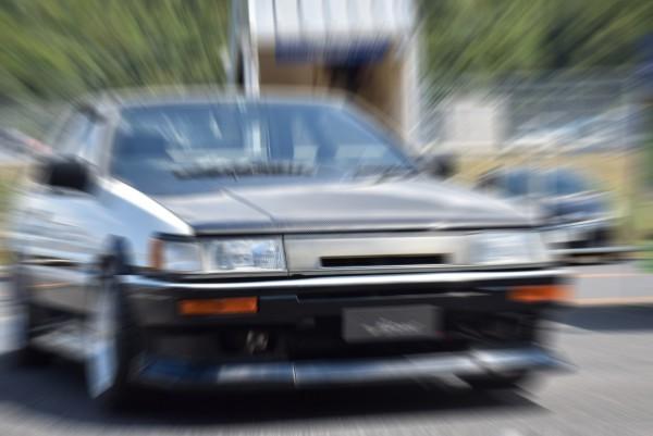 車と衝突 プロテクター