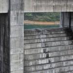 【ダムカード高知県】中筋川ダム!階段状で大きくてかっこいい、四国最南端のダム