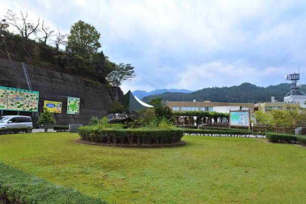 早明浦ダム公園