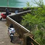 【ダムカード徳島県】川口ダム!緑の色違いカードとオリジナルグッズがもらえる発電用ダム