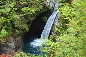 徳島 大釜の滝