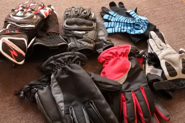 ウインターグローブ 比較 バイク 手袋