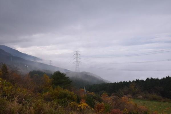 翠波高原 北峰展望台