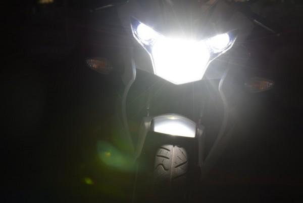 LEDヘッドライト CBR125R