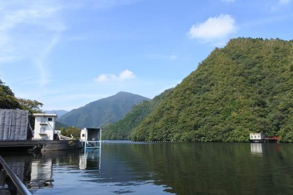 柳瀬ダム 貯水