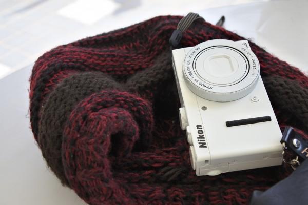 バイク 荷物 カメラ