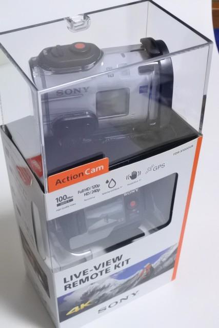 アクションカム 1000V
