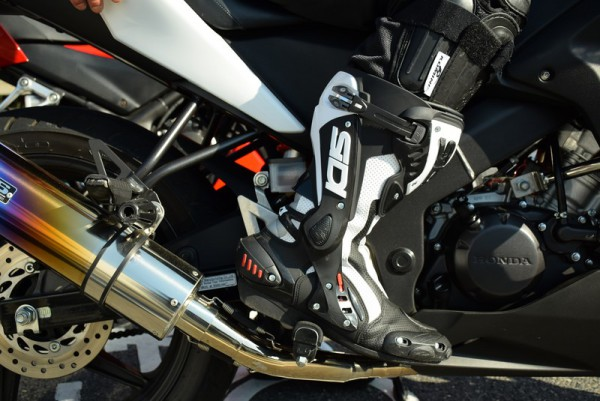 SIDI ST レーシングブーツ ジムカーナ CBR125R