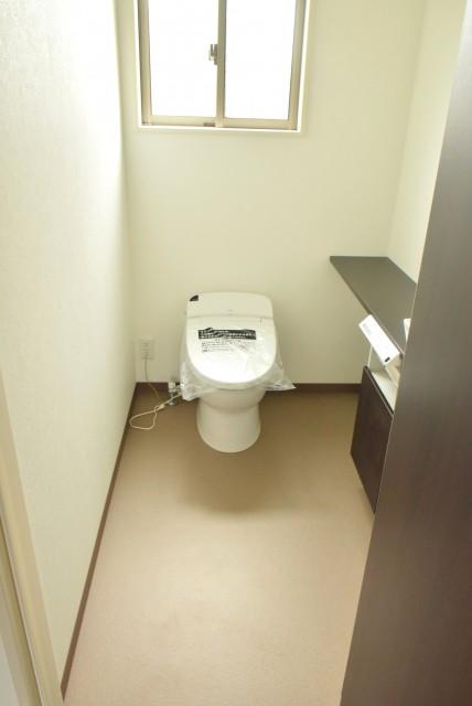 ファミリーホーム 建具 トイレ Sプラン Nプラン