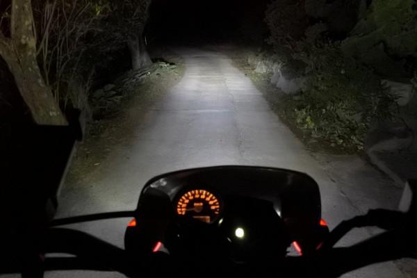 エルリボン LEDヘッドライト バイク PH7