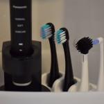 電動歯ブラシレビュー【パナソニックEW-DE55ドルツ】手磨きには戻れない理由!おすすめポイントと安いものとの違い