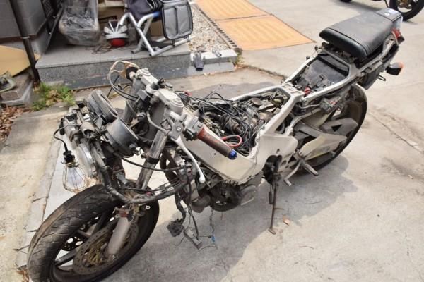 CBR400RR ホンダ レストア レプリカ
