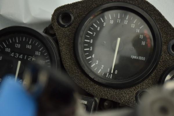 CBR400RR レストア ジムカーナ ヨンダボ