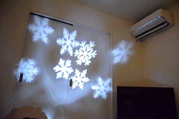 ガーデンモーションプロジェクター イルミネーション クリスマス