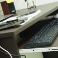 パソコンデスク ニトリ 引き出し