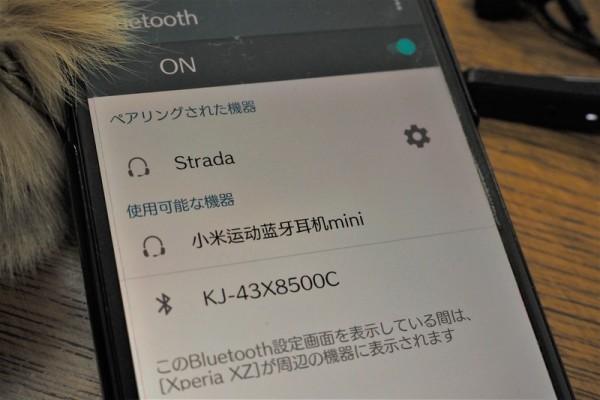 Xiaomi ブルートゥースイヤホン 中国