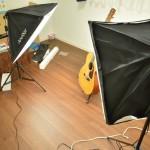 撮影用ライトおすすめ【Andoer照明レビュー】きれいに写真を撮るならライティングは基本!