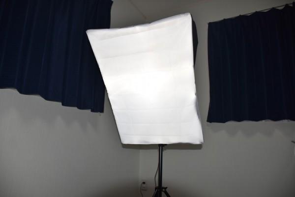 照明 ディフューザー 小物撮影